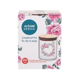TITANIA czarna glazura